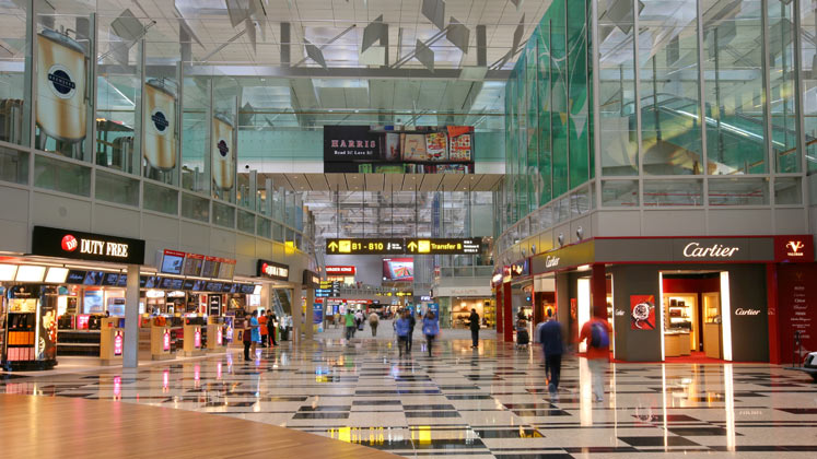 Indian Airports Up For Retail Therapy