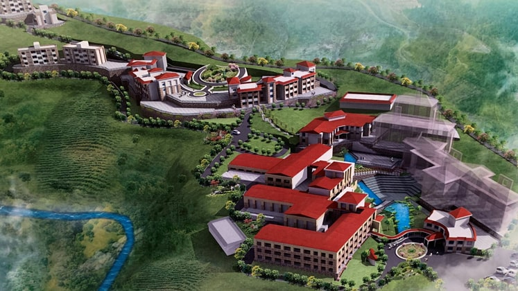 PM Modi is likely to inaugurate the campus of NIFT Shillong