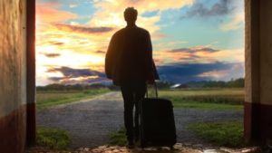 Painful back-to-home journey of mid-level professionals
