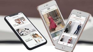 Putting on the thinking 'app': Fashion brands updating technologically